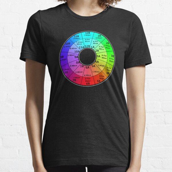 Harmonic Mixing Camelot Wheel - Deejays Camiseta esencial