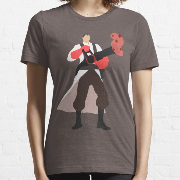 TF2 RED Medic Essential T-Shirt