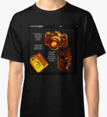 Analogue photography Classic T-Shirt
