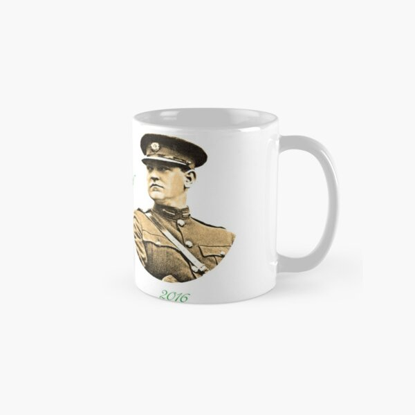 Michael Collins 1916-2016 Classic Mug