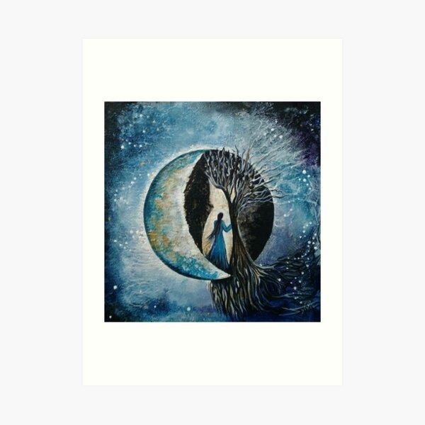 Illusion nocturne Impression artistique