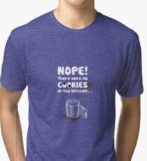 Follow the Crumbs Trail Tri-blend T-Shirt