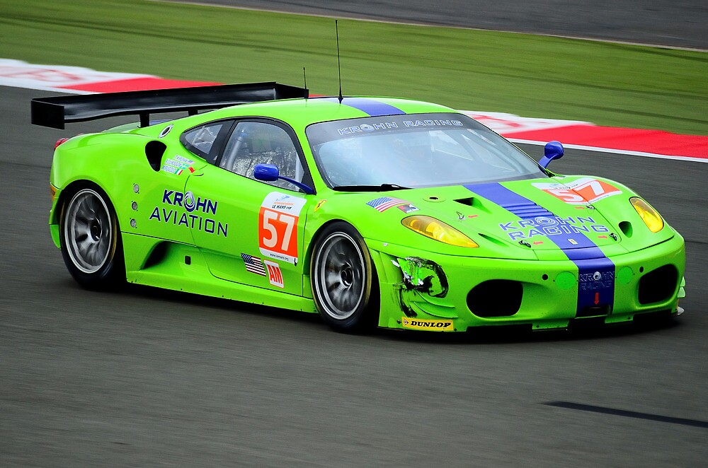Krohn Racing Ferrari F430 by Willie Jackson