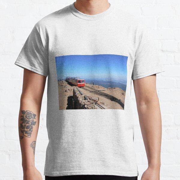 Pikes Peak Summit and Cog Railway Classic T-Shirt