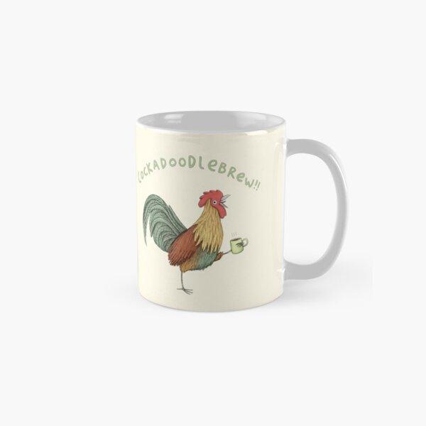 Cockadoodlebrew!! Classic Mug