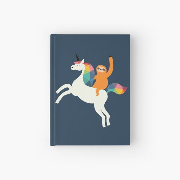 Magic Time Hardcover Journal