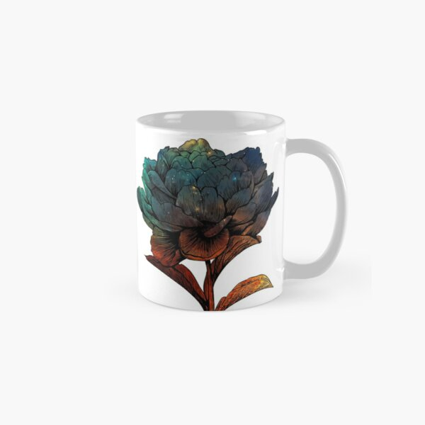 Cosmic Flower - Peony_02 Classic Mug