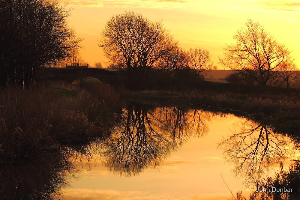 Clayworth Sunrise by John Dunbar
