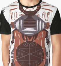 Eye of the Gods - Beetle Three - red Graphic T-Shirt