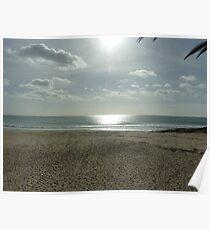 Praia da Luz Poster