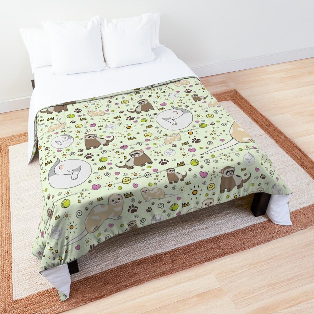 Ferret Magic Comforter