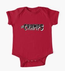 The Cramps Shirt One Piece - Short Sleeve