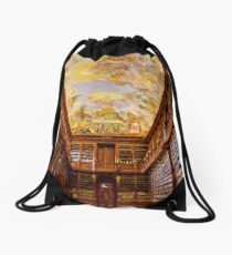 Philosophical Hall, Prague Drawstring Bag