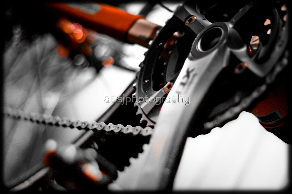 Crank by apsjphotography