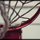 Basketball hoop by apsjphotography