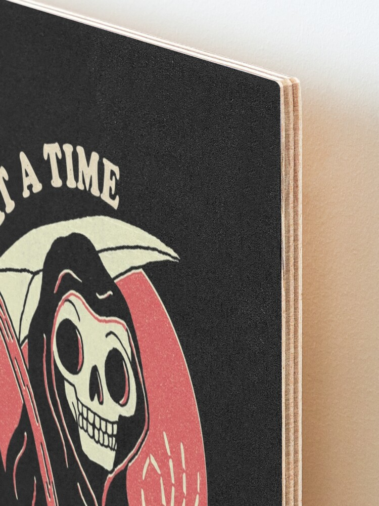 Alternate view of What A Time To Be Alive Mounted Print