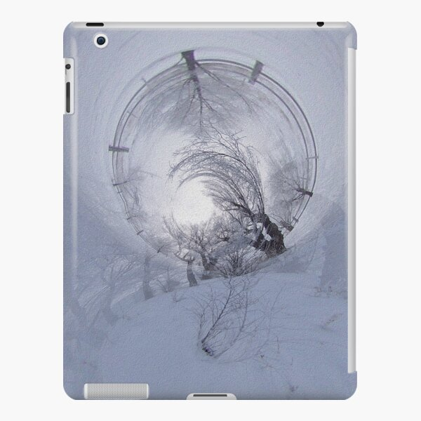 When Trees Dream in Winter iPad Snap Case