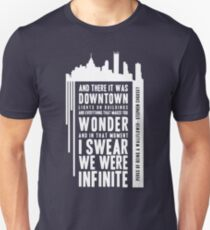 Infinite - White T-Shirt