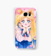 Sailor Moon Manga Artbook Samsung Galaxy Case/Skin