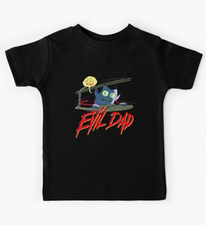 Evil Dad Kids Clothes