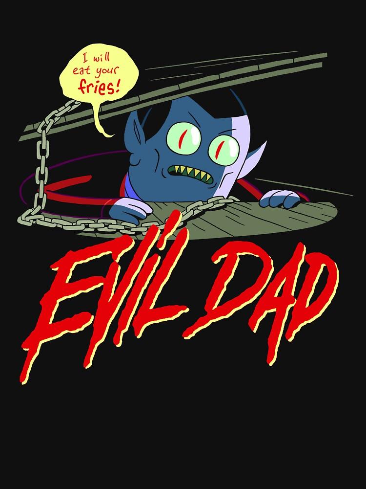 Evil Dad | Unisex T-Shirt