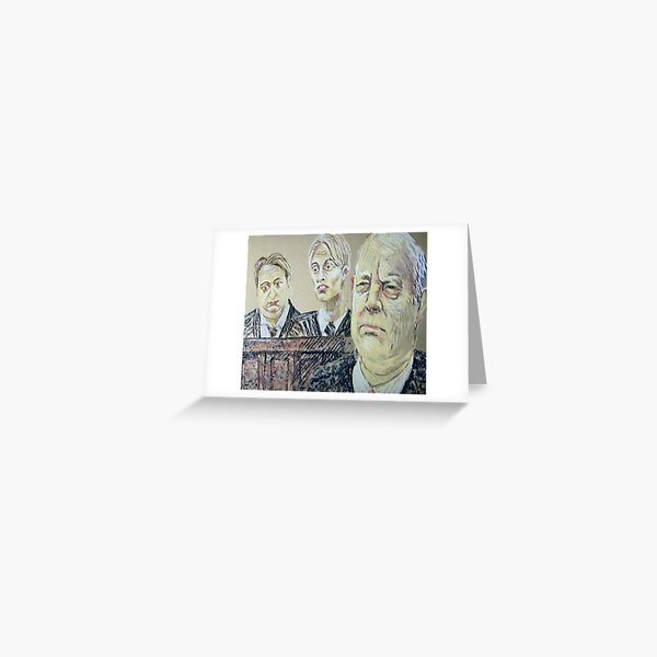 This Country, Mucklowe Court, Kerry and Kurtan Greeting Card