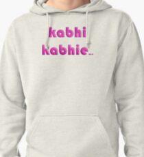 Kabhi Kabhie Pullover Hoodie
