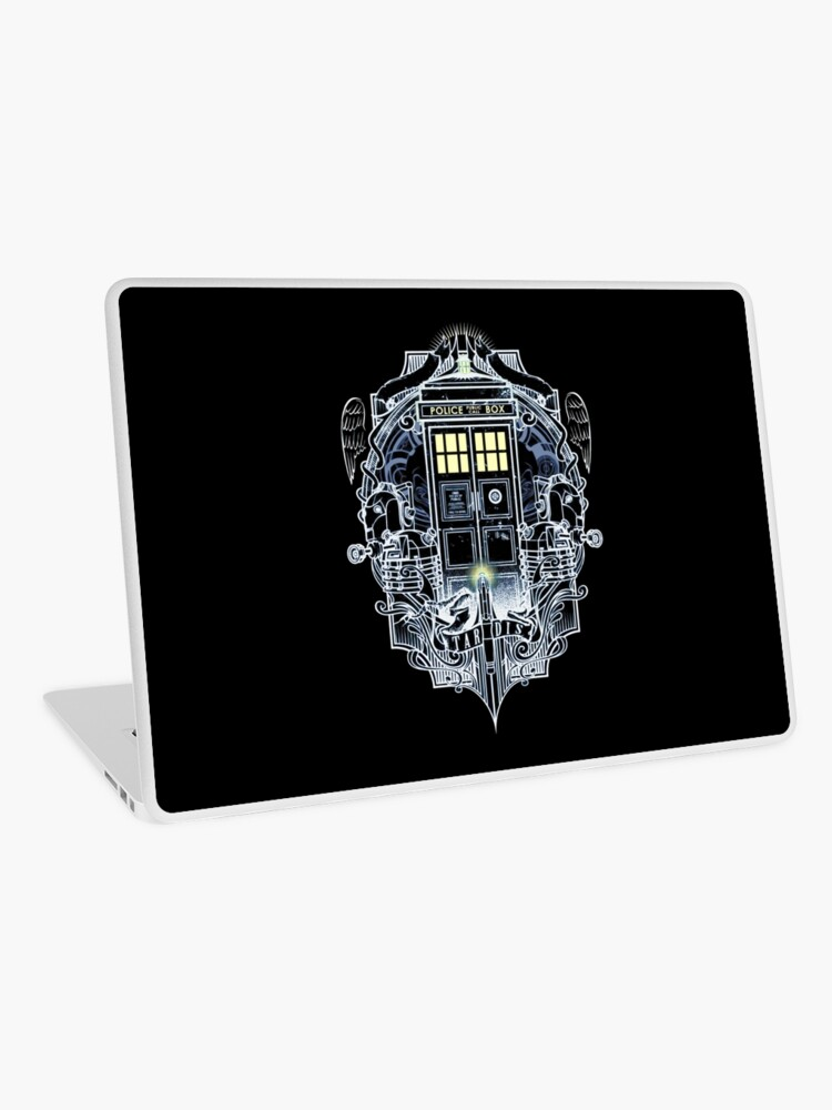 Tardis Police Box in Space Sleeve Case for Laptop and Macbook