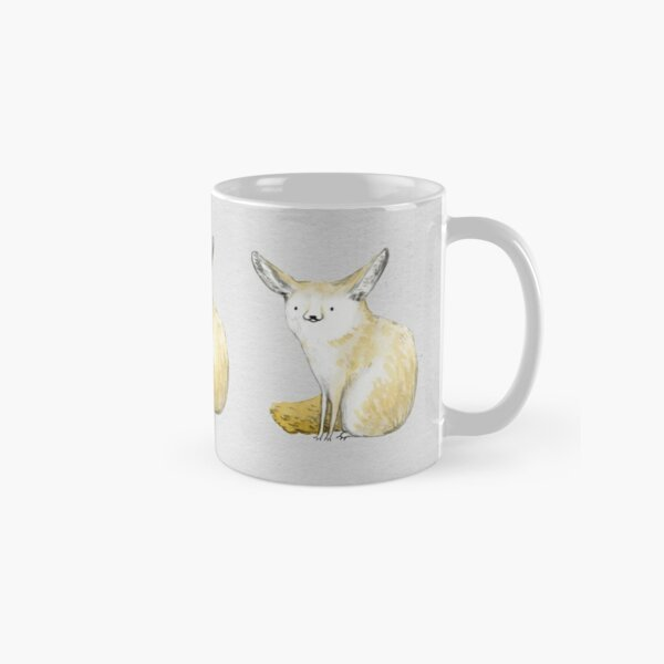 Fennec Fox Classic Mug