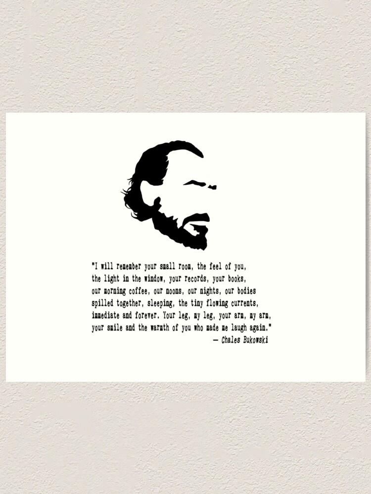 Zitate bukowski Bukowski Quotes