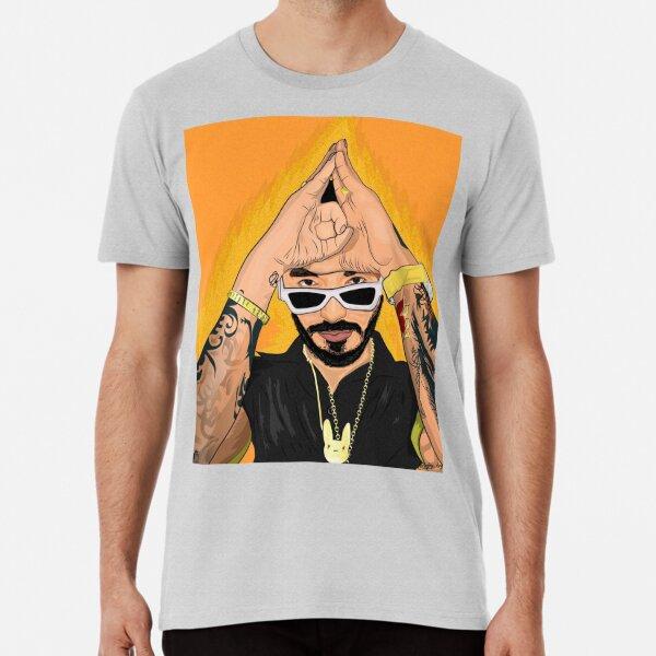 JBALVIN - COLOMBIAN SINGER ILUMINATI Premium T-Shirt