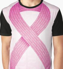 Breast Cancer Graphic T-Shirt