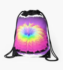 Fountain of Passion Drawstring Bag