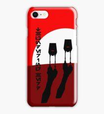 Thundering Herd Walker Group - Star Wars Veteran Series iPhone Case/Skin