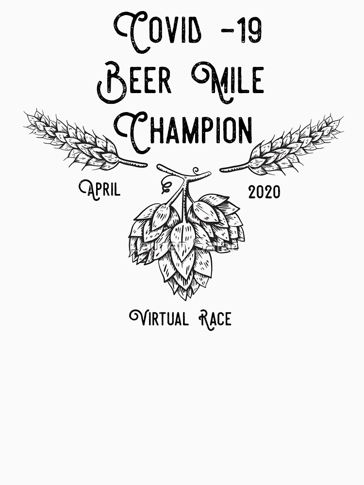 Beer Mile Champion by LaurenRunsHere