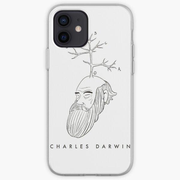 Charles Darwin iPhone Soft Case