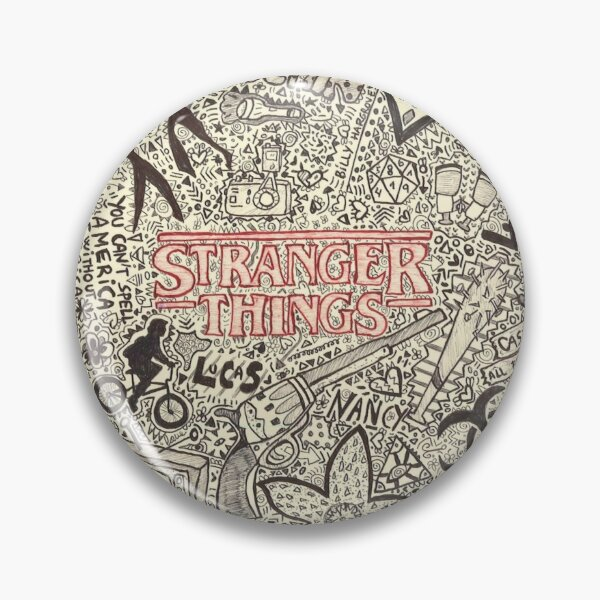 hey stranger Pin