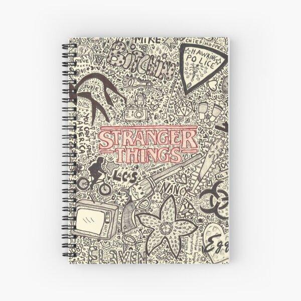 hey stranger Spiral Notebook
