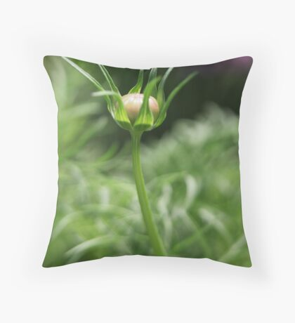 Flower 7163 Throw Pillow