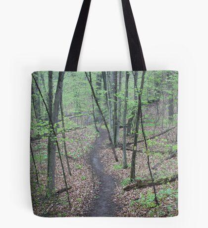 Ravine Trail 3307 Tote Bag