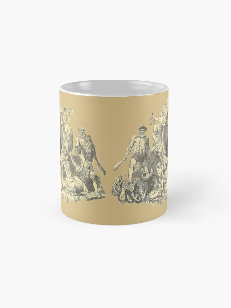 Alternate view of Bismarck, Architect of German Unification Mug