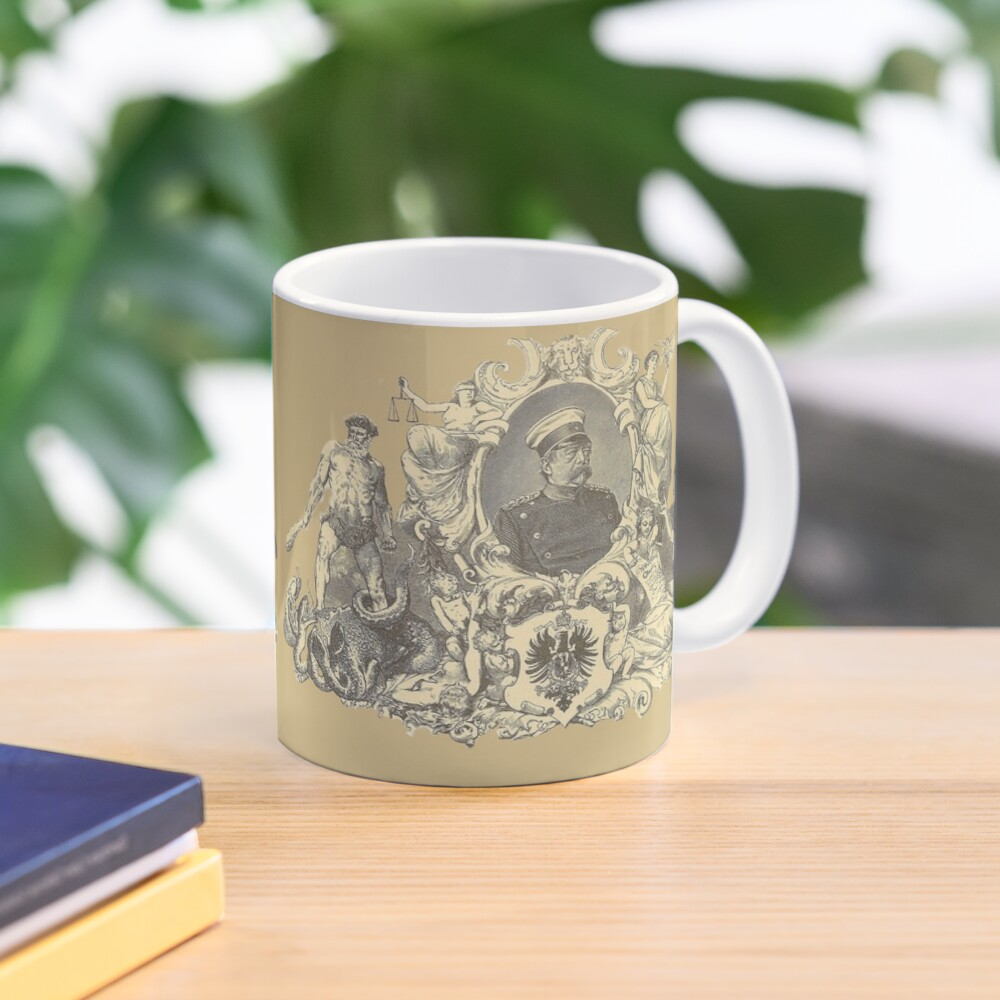 Bismarck, Architect of German Unification Mug