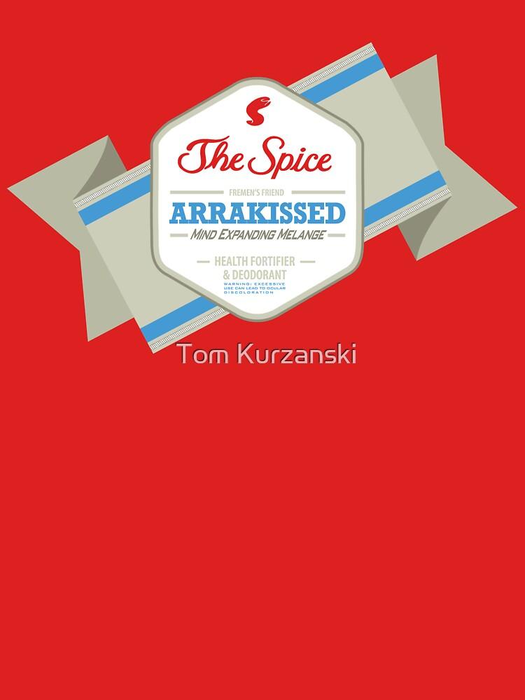 I'm on a Sandworm by tomkurzanski