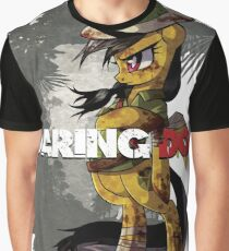 Daring Survivor Graphic T-Shirt