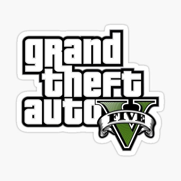 GTA5  Sticker