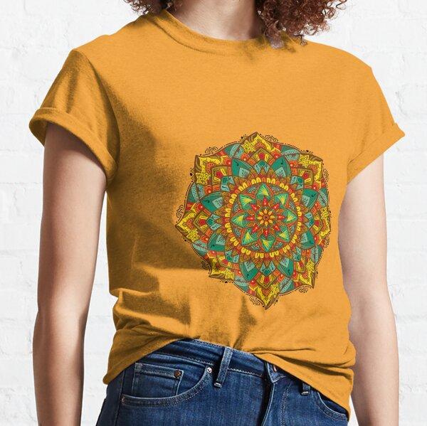 Mandala bloom Classic T-Shirt