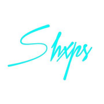 The OG Shxps logo by Shxps