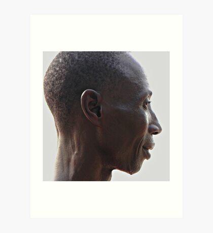 Gambian Man Art Print
