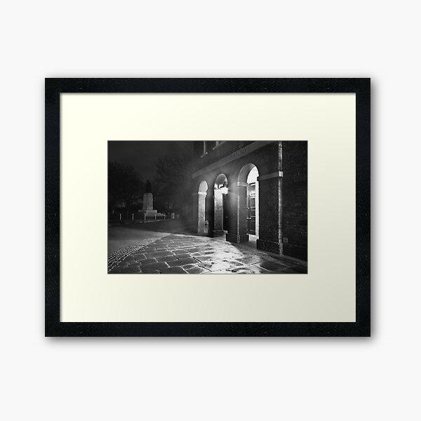 The Royal Observatory Framed Art Print