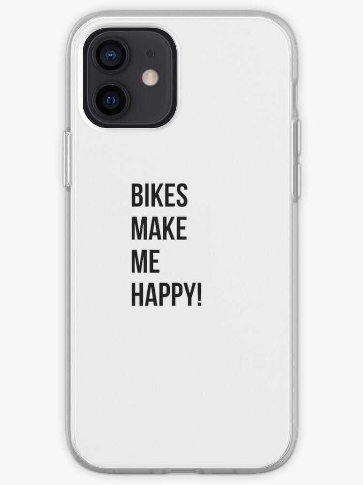Citation de motard et de moto | Coque iPhone